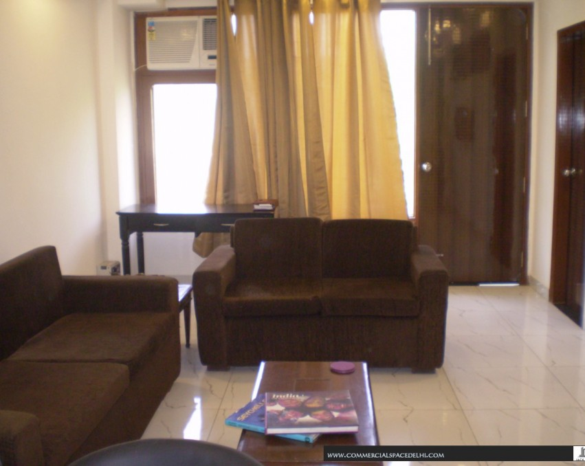 <p>TWO BHK SERVICE APARTMENT</p>